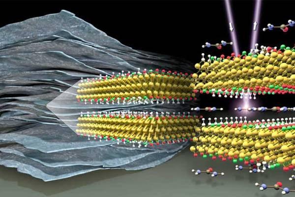LogiNews: Descubren un material que genera hidrógeno a partir de agua salada y contamina.da